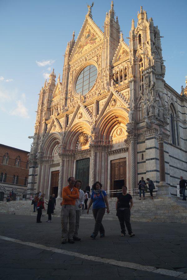 Siena Duomo Via Francigena